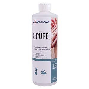 Assainissant pour les mains (X-Pure)