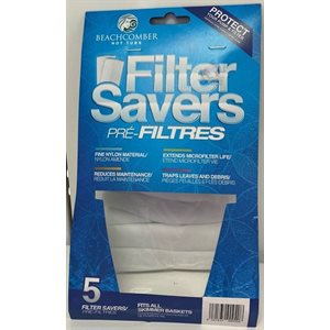 Nylon pre-filter for spa / pool