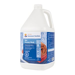 Spa Peroxy shok (Peroxyde d'hydrogène / oxygène actif)
